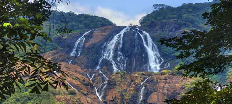 Goa_National_Park_Waterfalls