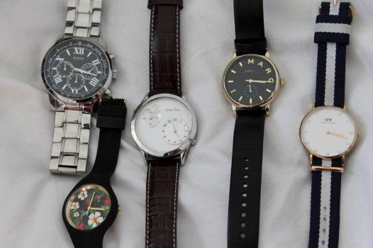 Les montres & Moi