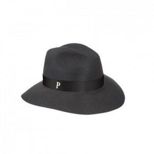 chapeau-en-feutre-ruban-motif-ebene