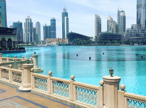 Quartier Downtown - Dubaï