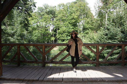 Lookée au Parc de la tête d'Or