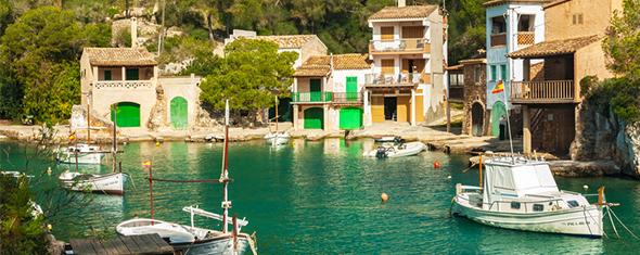 Vol-Nice-Palma-De-Majorque
