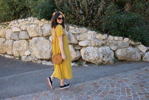 Ressortir une robe légère en automne