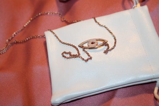 Parure Eye Onecklace #idéecadeau