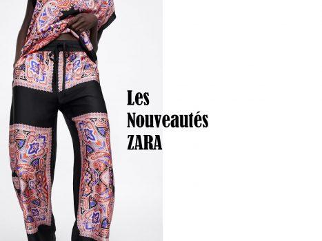 Les nouveautés Zara