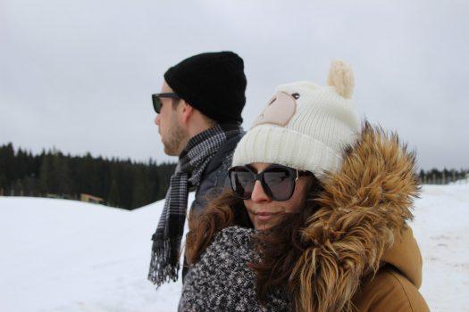 Promenade au Parc polaire